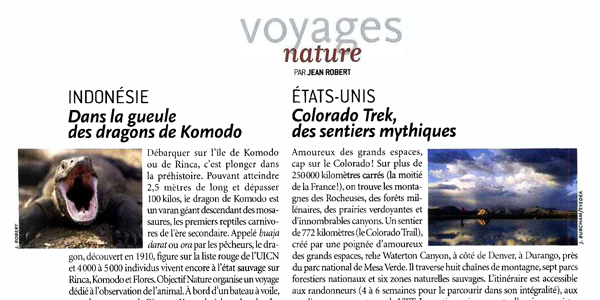 article terre sauvage colonies telligo