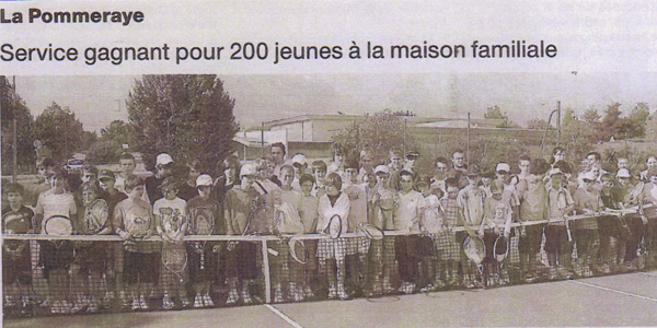 article ouest france stage sportif