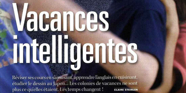article l'express vacances intelligentes