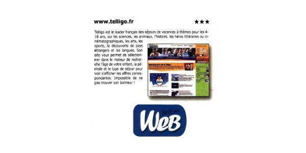 article best on web colonies thématiques telligo