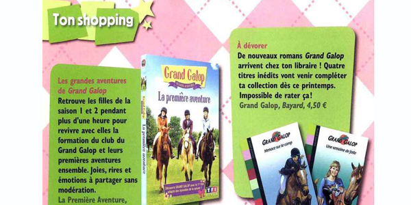 article grand galop